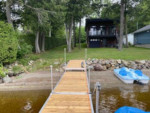 Le Moderne, location lac Aylmer