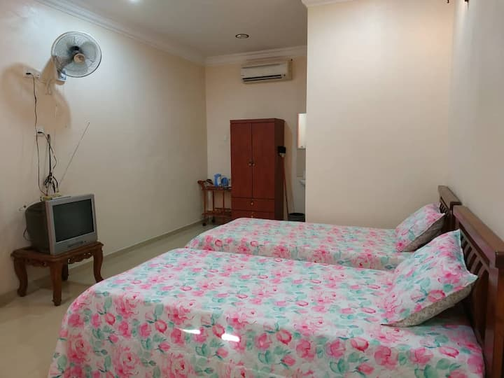 Kota bharu basic roomstay for RM 60 only! (2)