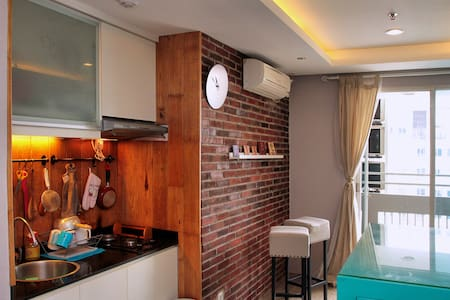 Best value - Comfy Condominium in west jakarta - Kalideres