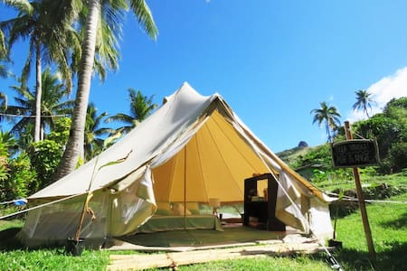*Design Glamping in Nature Lodge*  Food & Culture