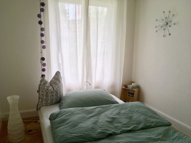 Cozy 2 room flat close to city center and nature