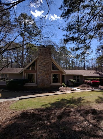 The Suite Life in Peachtree City! - Peachtree City - Casa