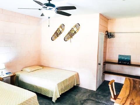 Habitación independiente en zona campestre