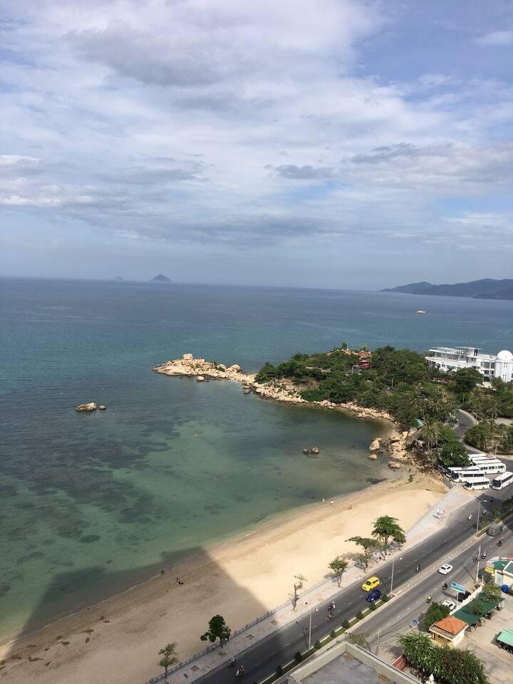 Two bedroom Apartment Hon Chong Nha Trang City