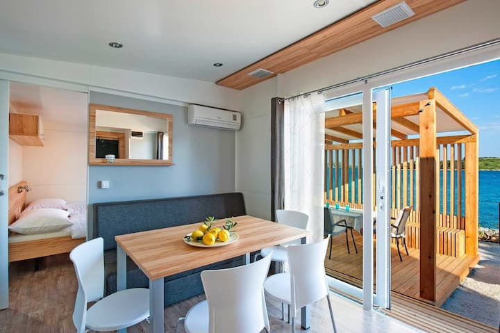 Ferienhaus für 5 Gäste mit 36m² in Pakoštane (80272)
