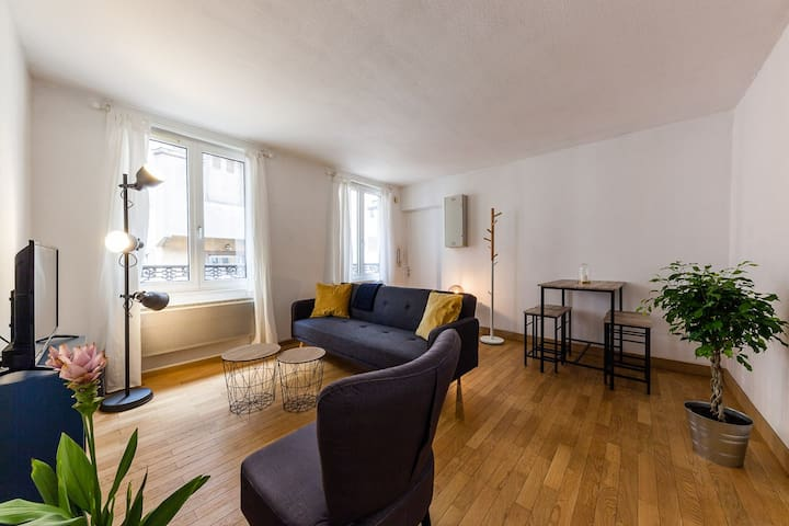2 bedrooms, hyper center, near Place Kléber