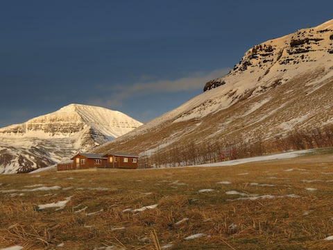 Cottage at South-West Iceland