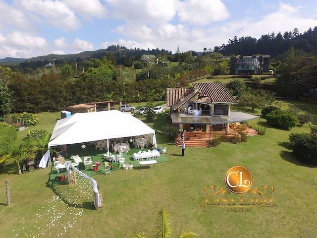Casa lago - Medellín - Hus