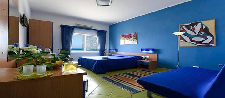 Alta Marea-Sleep on the beach- Superior room