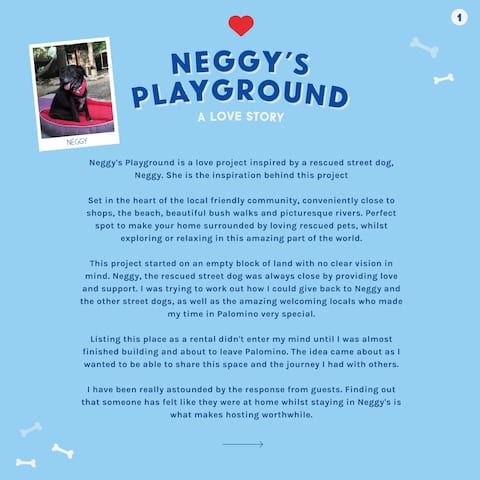Neggy's Playground Pet Hostel