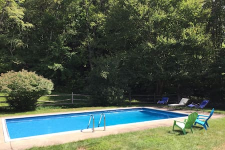 Sit by the Pool & Relax in Beautiful Grafton! - Grafton - Ház