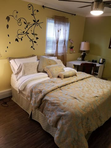 Newly renovated superb Guest room - Basking Ridge - Huis
