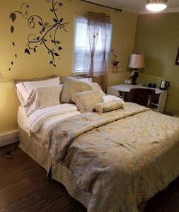 Newly renovated superb Guest room - Basking Ridge - Hus