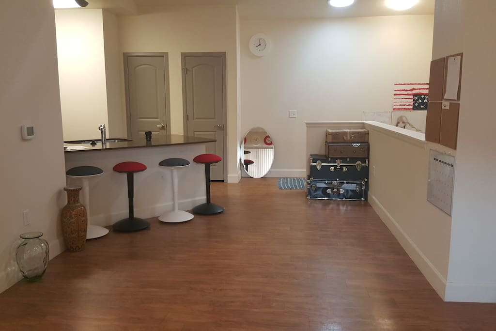 Kitchen/Dinning Area