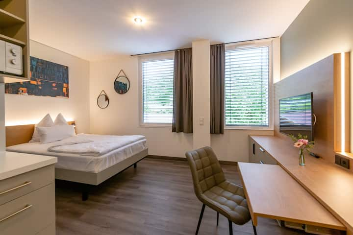 Helles Apartment mit Loft-Charakter in bester Lage