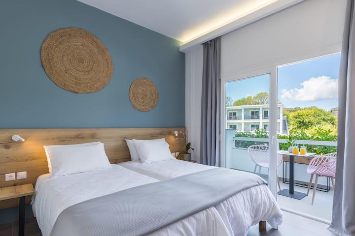 La Maison Corfu /Luxury  Double room / Pool View