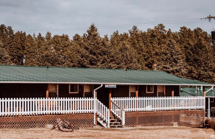 General Custer's Bunkhouse - B