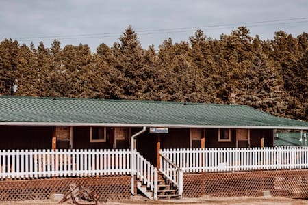 General Custer's Bunkhouse - A