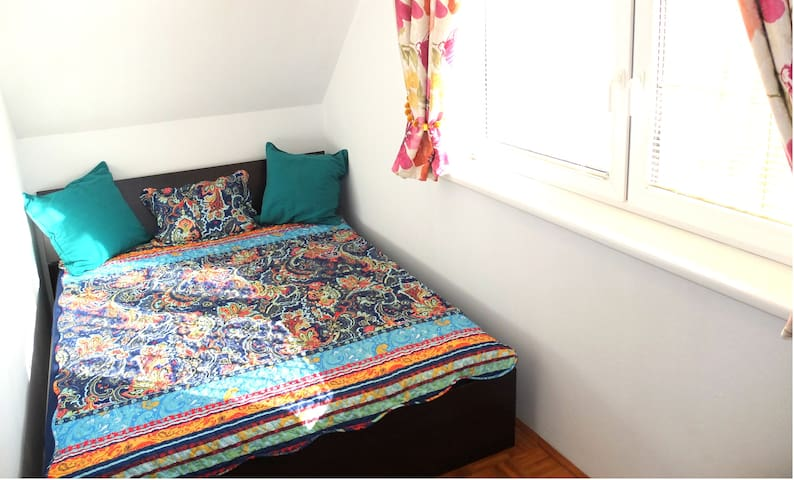 Bedroom II Double bed