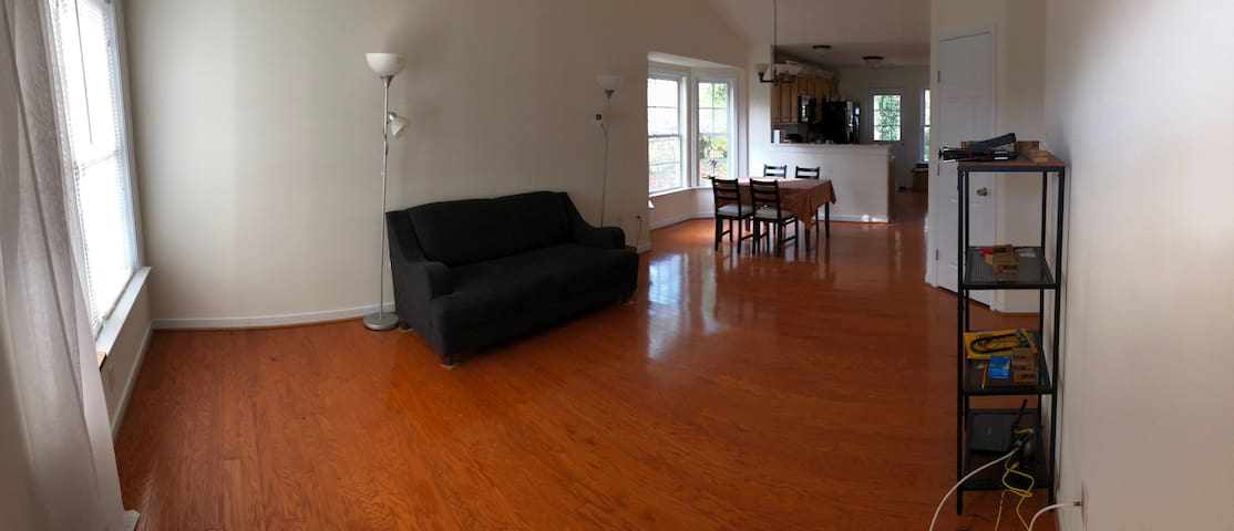Richmond Willow Lawn area (1BR in 2BR house)
