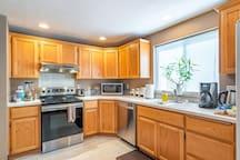 Kitchen, Dishwasher, Blender, Toaster