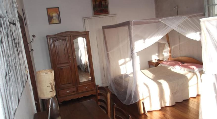 Chambres traditionnelle Malagasy chambre 5 Tsingy
