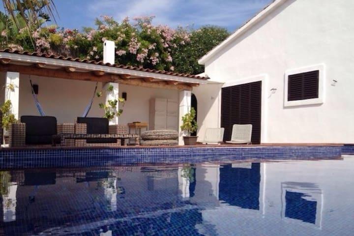 Casa Ibiza-Sitges-Olivella - Olivella - Ev
