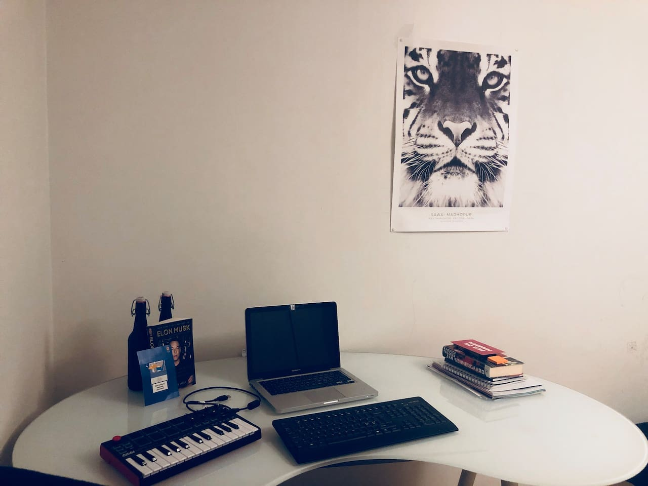 My working space