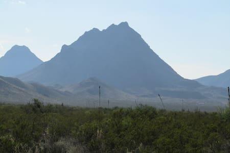 Dahls Ranch #2 - Terlingua
