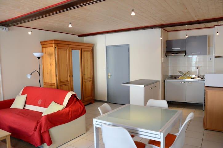 Studio au coeur de Cluny - Cluny - Apartamento