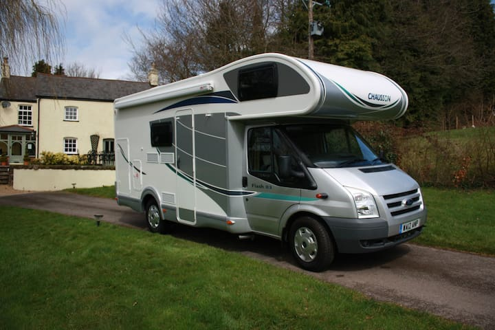 Trixie the UK/ EU motorhome. - Long Ashton - Husbil/husvagn