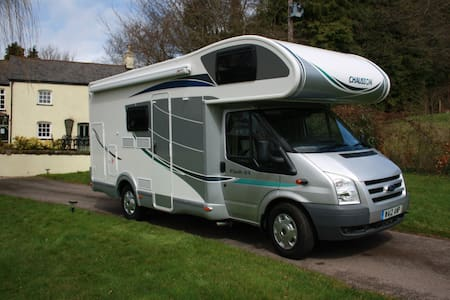 Trixie the UK/ EU motorhome. - Long Ashton - キャンピングカー/RV車