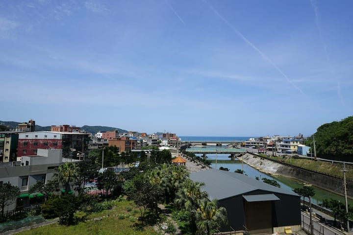 萬里海闊天空溫馨小窩 Wanli Double Room with Sea View