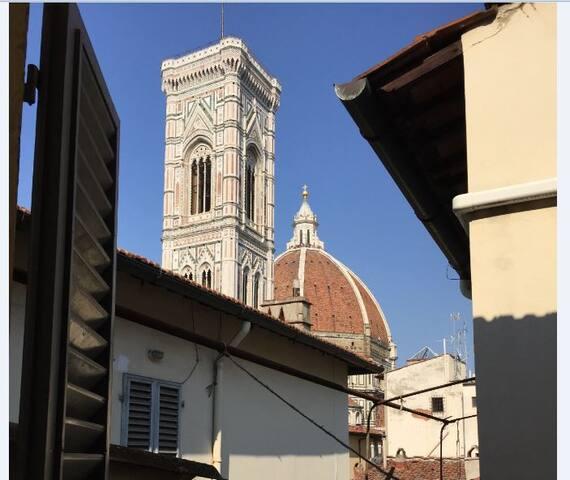 Sotto il Duomo -Via Roma-5/6persone - Firenze - Apartment