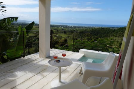 Seaview and mini pool for 2. Ideal for lovers! - Rio San Juan - Вилла