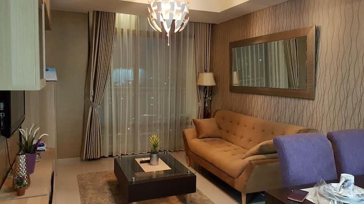 The Accent Apartement Bintaro 1 bedroom