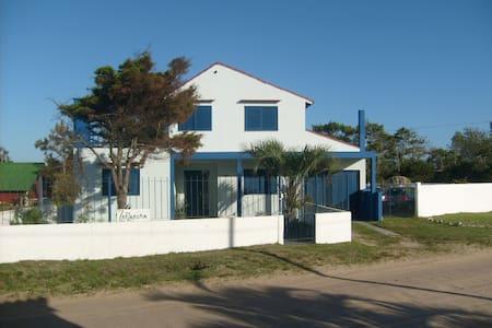Casa ideal para dos Familias, Barra del Chuy - Santa Vitória do Palmar - Rumah