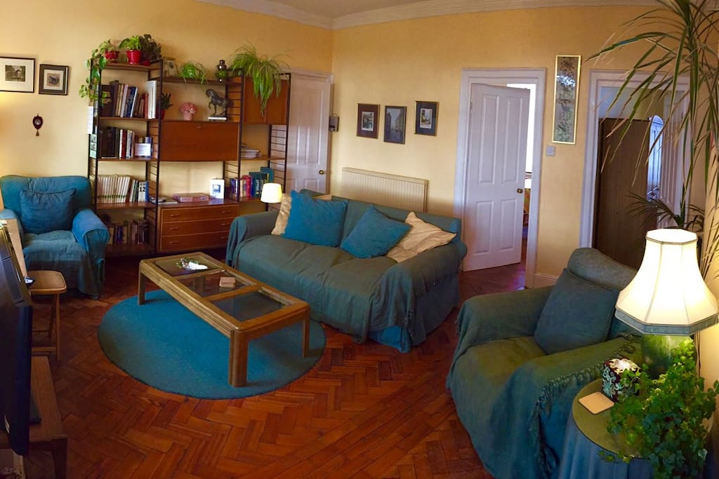 Very comfortably furnished home from home
