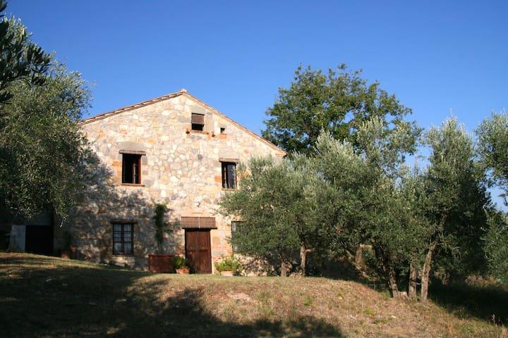 Il Bartalino, lost in Tuscany - Petroio - House