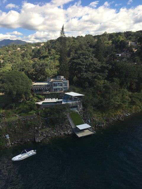 Wonderful house in Lake Atitlan