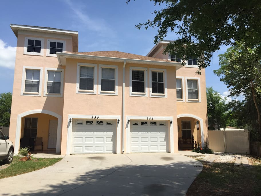 3 br  2 5 ba lakefront home w kayak townhouses for rent