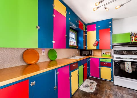Cherry Springs Cottage-Quirky  Fun  Astro  Lodging