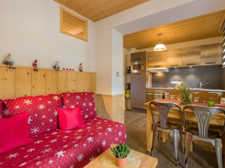 Appartement - 2 pièces - 4 personnes - TAV22