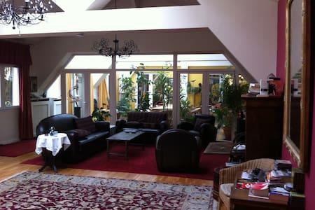 Maison atypique (type loft) - Vincennes