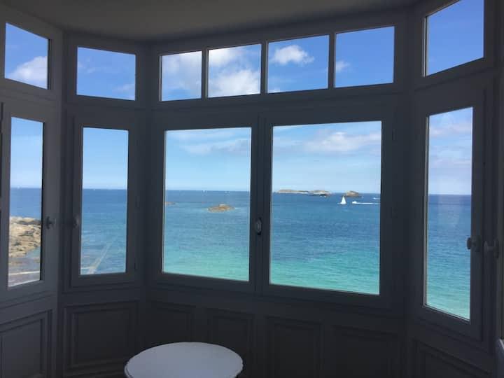 Villa XIX vue mer