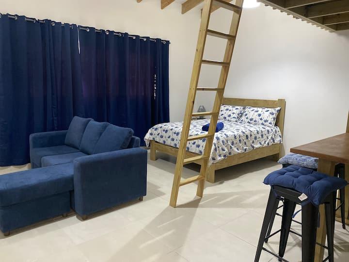 Cozy, attractive and spacious loft near beach 3B