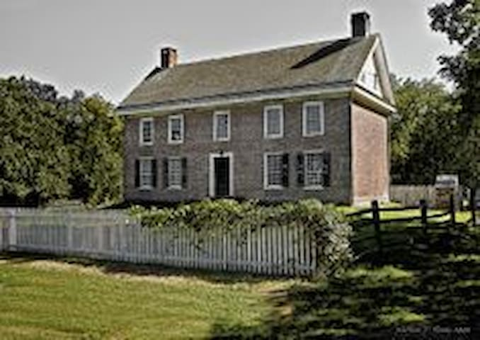 Old Dutch Parsonage