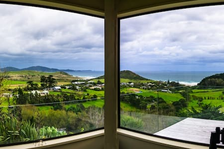 Bream Head Getaway - Whangarei Heads - Hus
