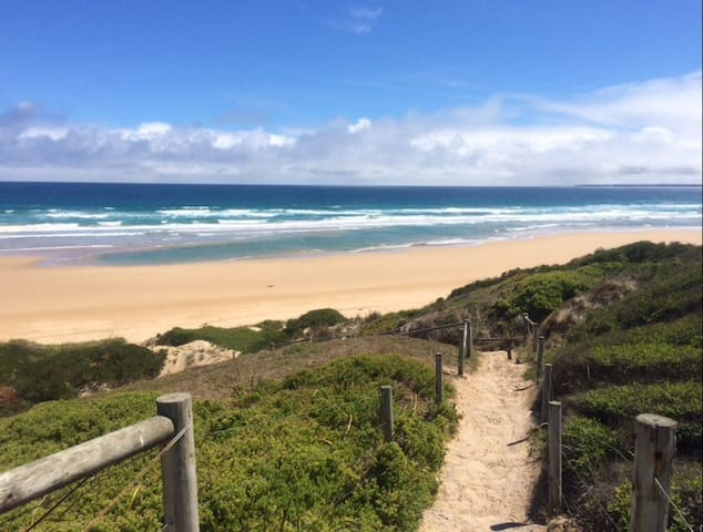 Great affordable beach retreat - Venus Bay - House
