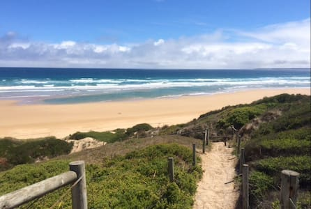 Great affordable beach retreat - Venus Bay